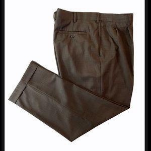Louis Raphael Dark Gray Dress Pants 40x30